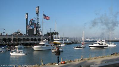 McCovey Cove, San Francisco
