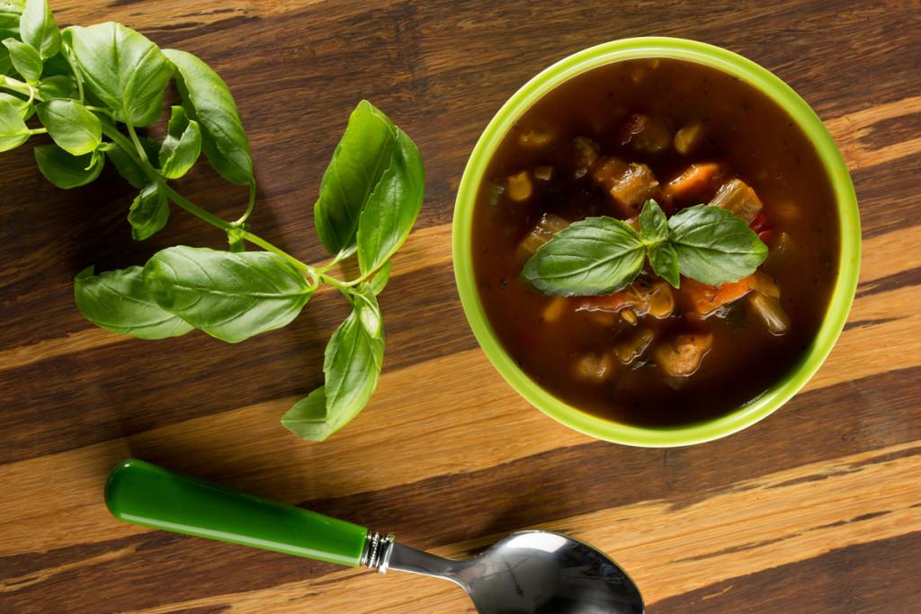Campbells Soups Organic Garden Vegetable