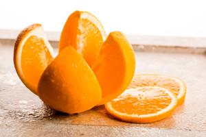 Split Orange