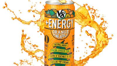 V8 12oz Orange Pineapple