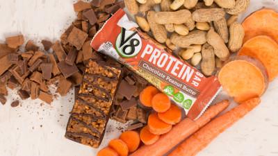 V8 Protein Bar