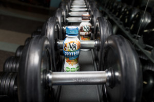 V8 Protein Gym