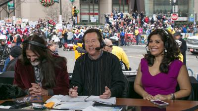 2016 Philadelphia Mummers Parade Steve Highsmith Alicia Vitarelli Pierre robert-January 01, 2016-001